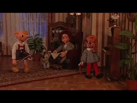 Spejbl a Hurvínek - Vánoční dárek - YouTube