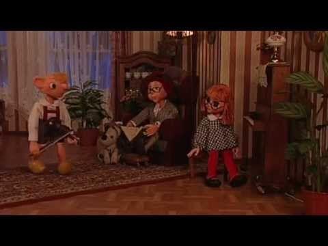 Spejbl a Hurvínek - Vánoční dárek