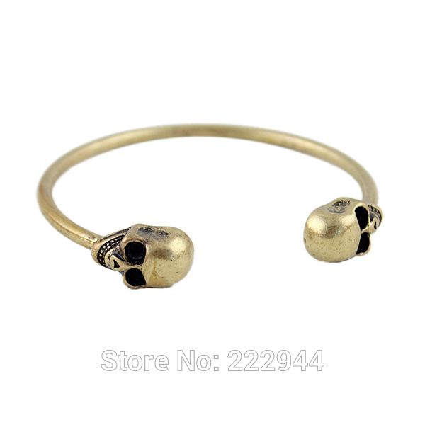 Скелет винограда ювелирных изделий новый дизайн Runk рок мода индивидуальный панк стиль скелет сплава браслеты и браслеткупить в магазине Niceshow  JewelryнаAliExpress