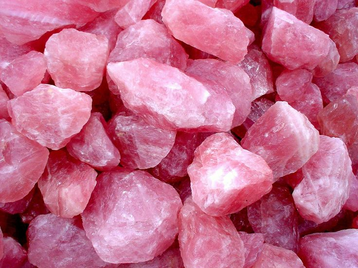 love Pink Quartz  re-Pinned by #conceptcandieinteriors #girly