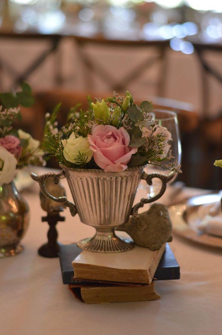 El & Lloyd's wedding at Morells Boutique Hotel.