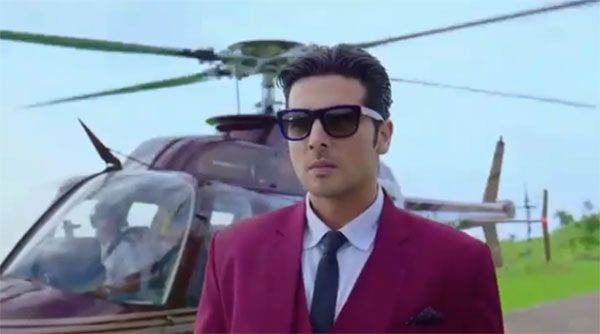 Television is very demanding: Zayed Khan #FansnStars