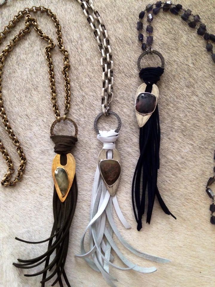 ID Tag W/Gemstone.  http://bit.ly/1w65kTi  www.RachelOlesker.com