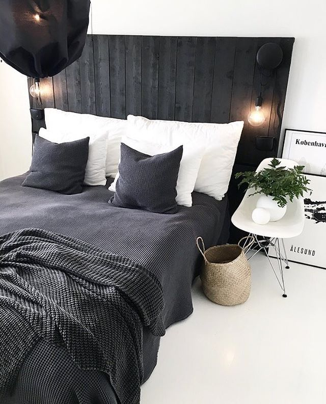 The bedroom of @nr13b  | Immy and Indi Interior Inspiration @immyandindi