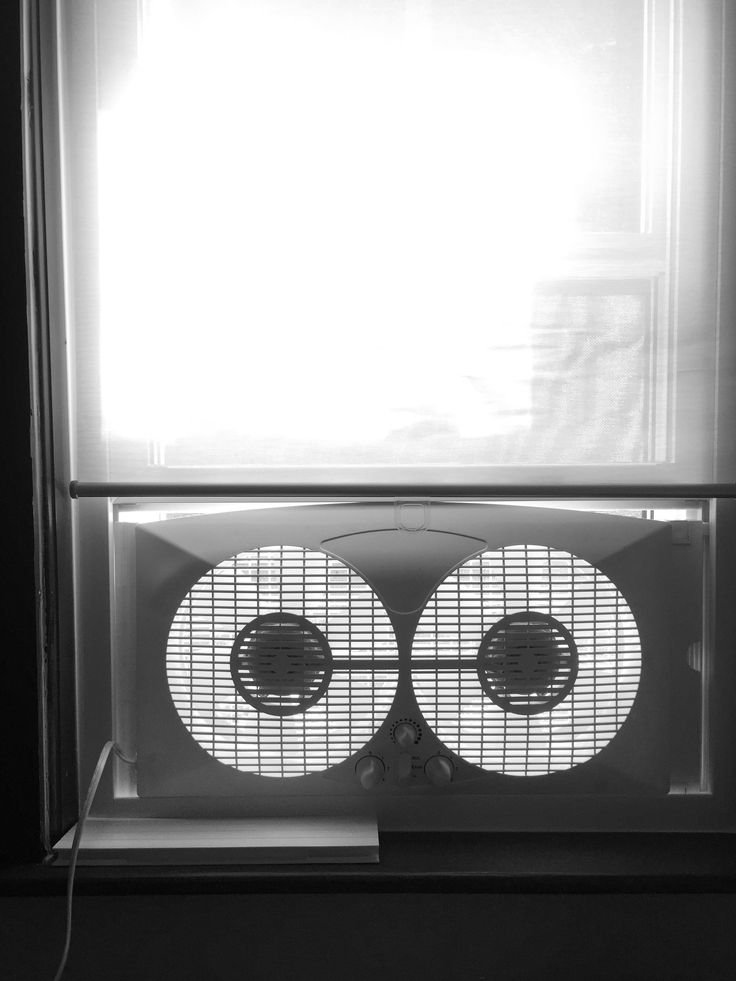 I Spent $30 on a Window Fan for My Rental Kitchen, and It's Made a Huge Difference — Life in the Kitchen