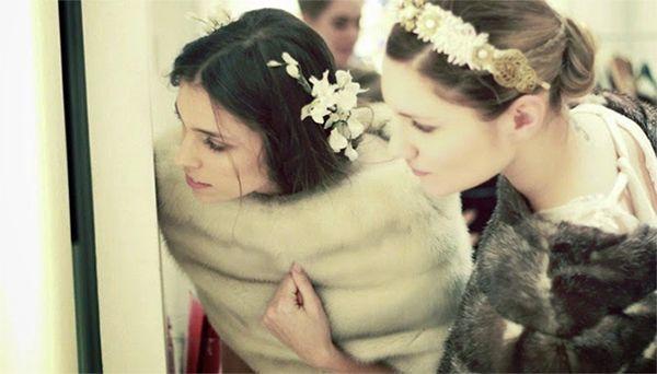 De boda en boda 2015: invitada de invierno: