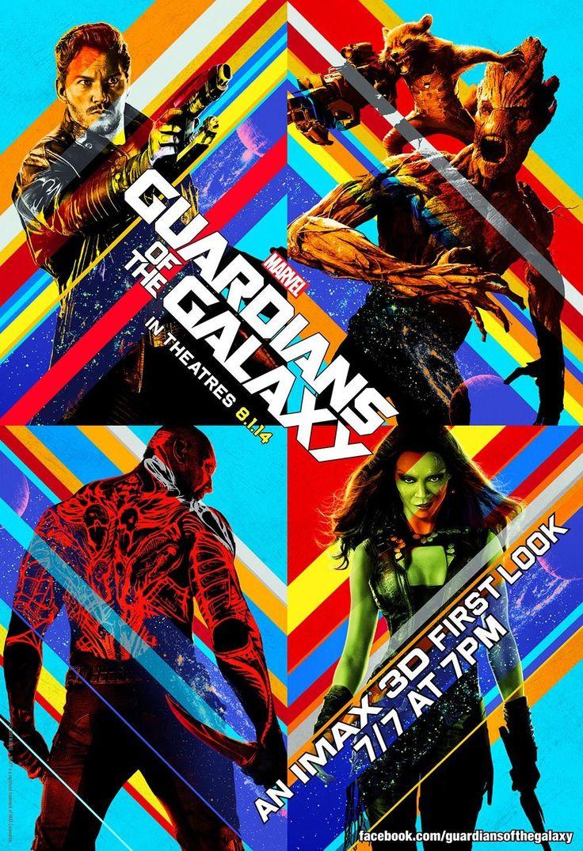 Photo (14 sur 162) du film Les Gardiens de la Galaxie, avec Chris Pratt, Zoe Saldana