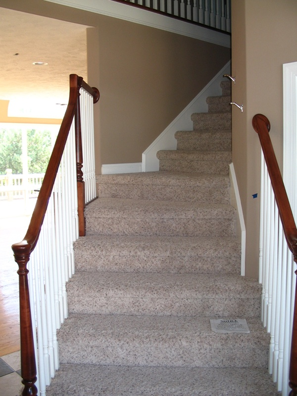 Best Staircase With Small Landing Staircases Railings 400 x 300