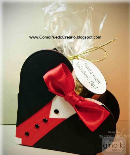 Caja para chocolates, Chocolates Box