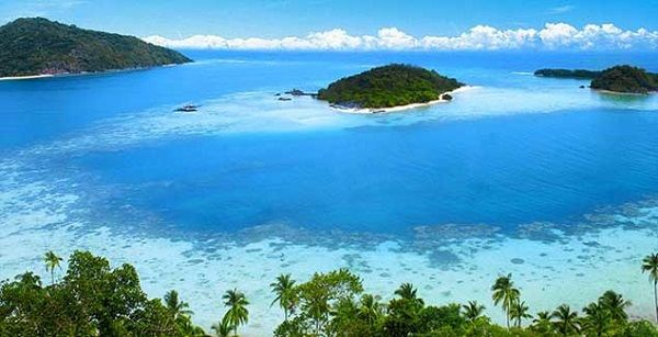 Anambas Islands - The Most Beautiful Tropical Islands