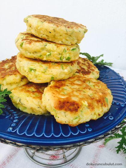 Diyabetik kabaklı lor peynirli ekmek