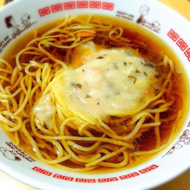 こんにゃくラーメン91kcalに大塚食品の100kcalの中華丼の具をのせました。 - 16件のもぐもぐ - 191kcal広東麺 by tamacocco