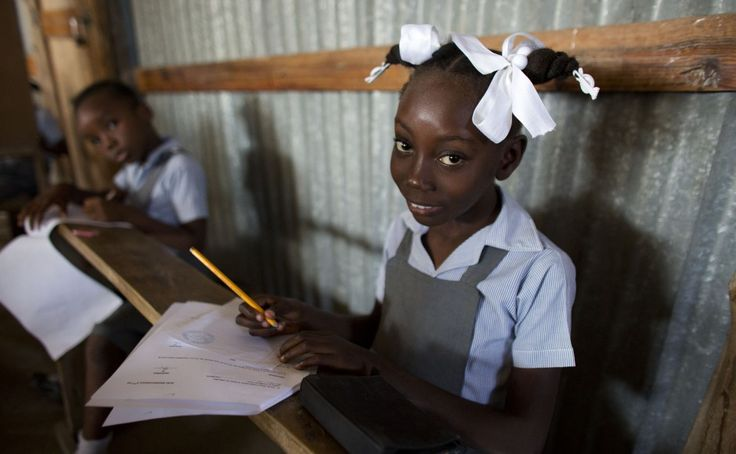 http://www.meganmedicalpt.com/ With almost 60 percent of Haiti's population living well beneath the poverty line, minors under 15-years-old are forced to take on slave-like jobs to provide for themselves and their families,