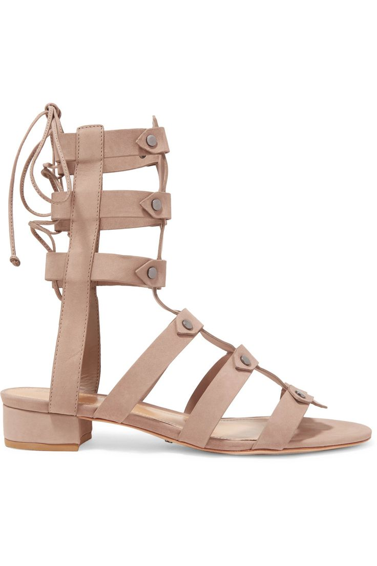Shop on-sale Schutz Rae nubuck gladiator sandals. Browse other discount designer Sandals & more on The Most Fashionable Fashion Outlet, THE OUTNET.COM