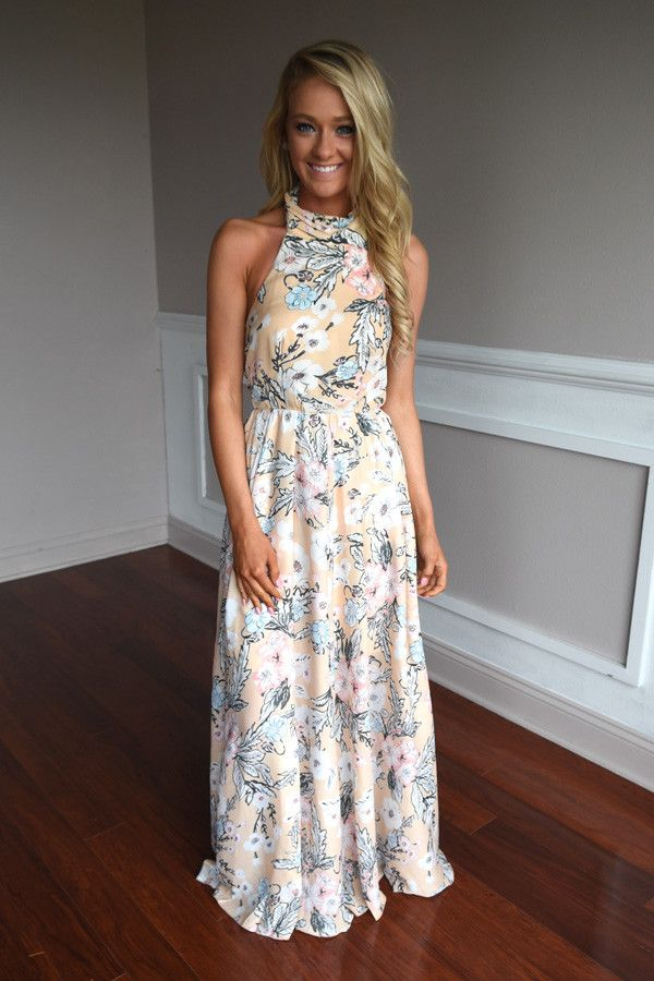 Fit for a Duchess Maxi – The Pulse Boutique