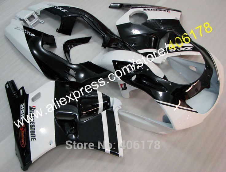 Hot Sales,OEM Fairing Kit For Kawasaki ZXR250R 90 91 92 93 94 95 96 97 98 ZXR250 1990-1998 ZXR 250R Ninja Motorcycle fairing Set