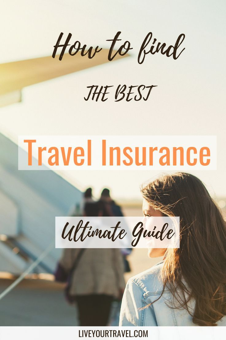How To Find The Best Travel Insurance In 2020 Best Travel Insurance Travel Insurance Travel Motivation