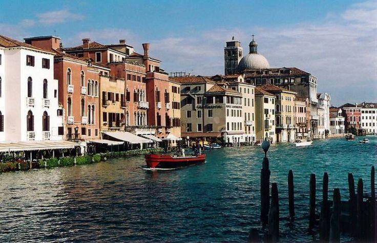 Venice City in Italy