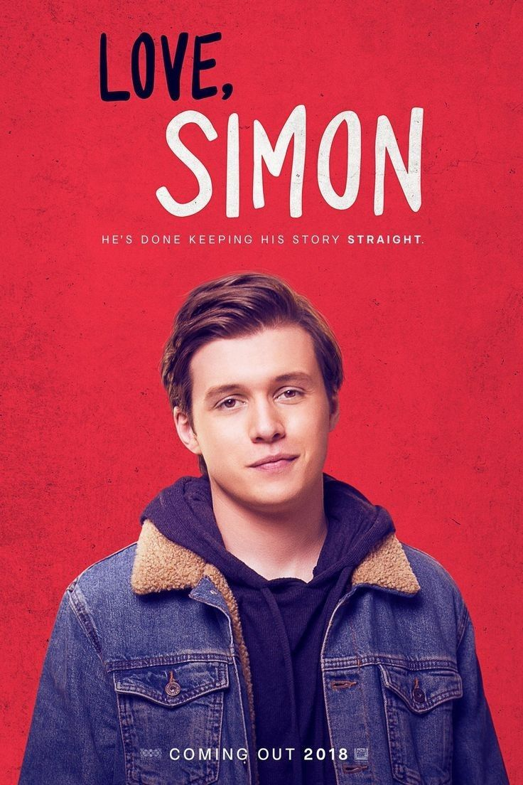 Con Amor Simon Love Simon Movie Simon Movie Love Simon