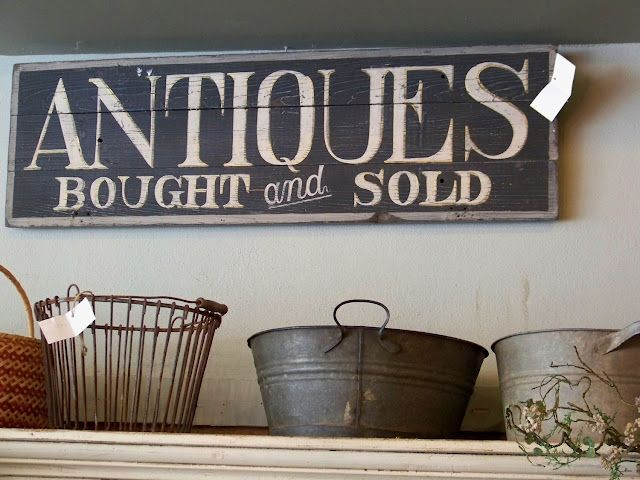 The Comforts of Home.  Antique store near Asheville, NC