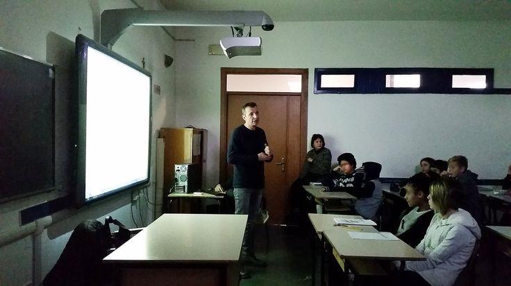 12/1/2017. Scuolartigiana. Lezione su Fotografia con Riccardo Mendicino