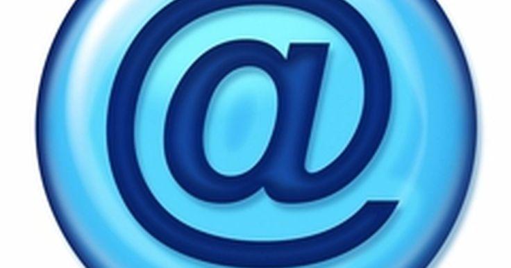Cómo crear una dirección de correo electrónico. ¡Cualquiera puede tener una dirección de correo electrónico! Estos días, un correo electrónico es una parte obligatoria de la comunicación. Es una forma barata y fácil de enviar un mensaje a cualquiera que conozcas. Este artículo expresa los muchas maneras fáciles en que un puede obtener una dirección de correo electrónico de proveedores populares ...