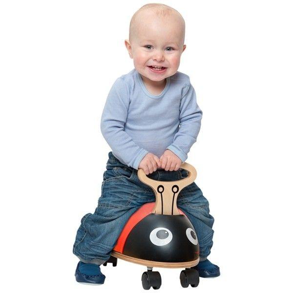 Porteur enfant Skipper Coccinelle | Towertoys.com