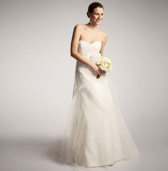Nordstrom.com - Jenny Yoo Wedding Gowns Lookbook. Trying this on Sat. #nordstromweddings