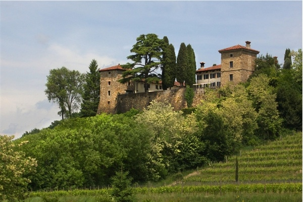 Castello di Trussio - Gorizia