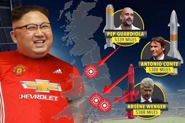 Banh 88 Trang Tổng Hợp Nhận Định & Soi Kèo Nhà Cái - Banh88.infoTin Tuc Bong Da -  Sau khi tiết lộ mình là một fan lớn của M.U nhà lãnh đạo Triều Tiên cũng bỏ ngỏ khả năng giúp bóng đá nước này hiện thực hóa những tham vọng tưởng chừng không thể.  Thượng nghị sĩ Italia  Antonio Razzi là bạn thân của ông Kim Jong Un  khẳng định nhà lãnh đạo Triều Tiên rất quan tâm tới bóng đá đặc biệt là tình yêu lớn lao dành cho Manchester United.  Không ông Kim là ông Kim ông ấy là người duy nhất chứ không…