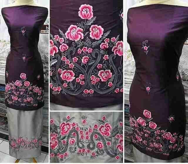 Malay or Kurung Cloth Fashion