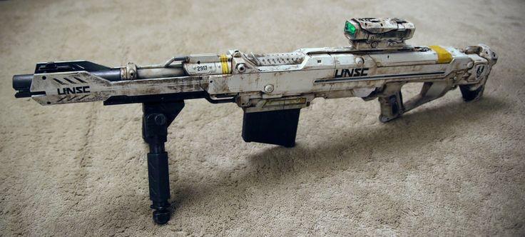 mega centurion halo sniper by billy2917 on DeviantArt