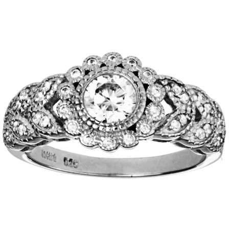 Tocara Ring - Emily Ring featuring our DiAmi diamond! www.tocaraplus.com/AngieShineOn