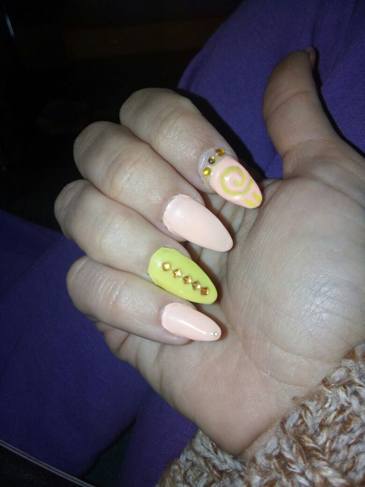 Second work to my nails