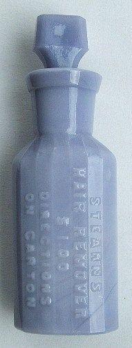 Beautiful Antique opaque PURPLE MILK GLASS