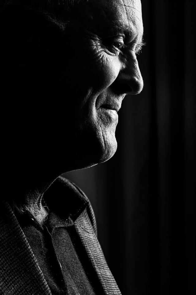 John Lithgow (1945) - American actor, musician, and author. Photo © Filip Van Roe