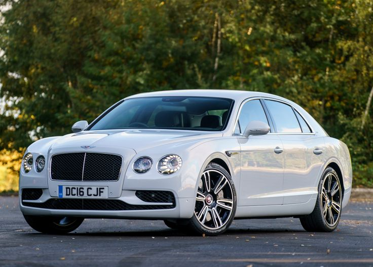 Bentley Flying Spur V8 S - 2016
