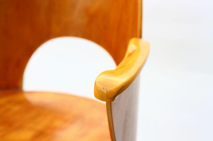 funkcionalista.cz czechoslovak design, haerdtl armchair