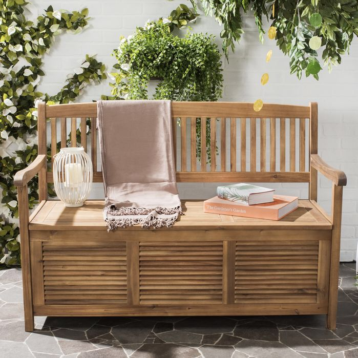 Best 25+ Patio Cushion Storage Ideas On Pinterest | Deck Storage, Pool Deck  Furniture And Building A Deck Part 97
