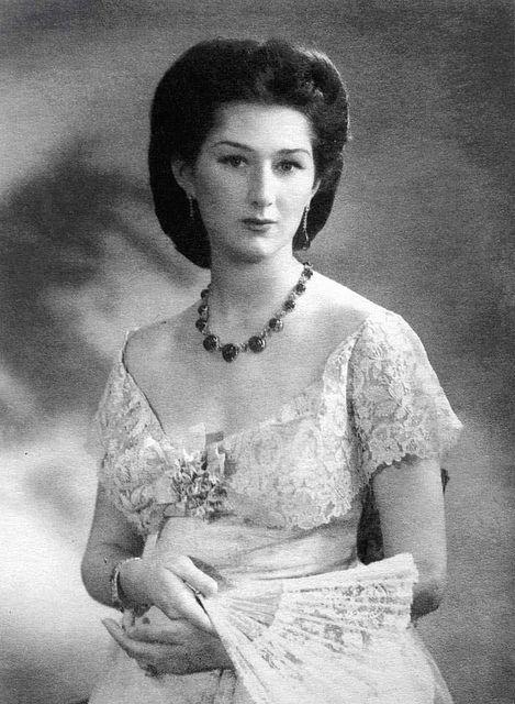 Princess Fatma Neslişah Sultan of the Ottoman Empire and Princess of Egypt.