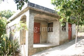 Dom. Rep. Karibik Immobilie Finca 5 Hektar Obst, 3 Häuser