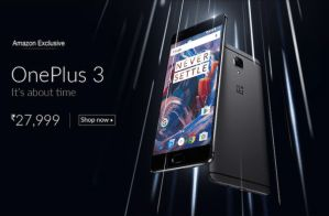 OnePlus 3 - MasterPiece For its Technology