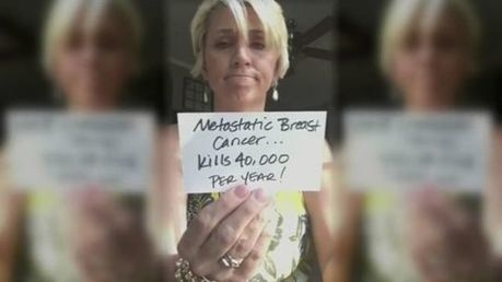 Local mom's message about breast cancer goes viral