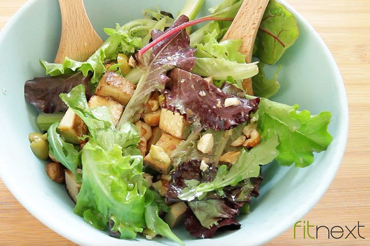 salade tofu fitnext