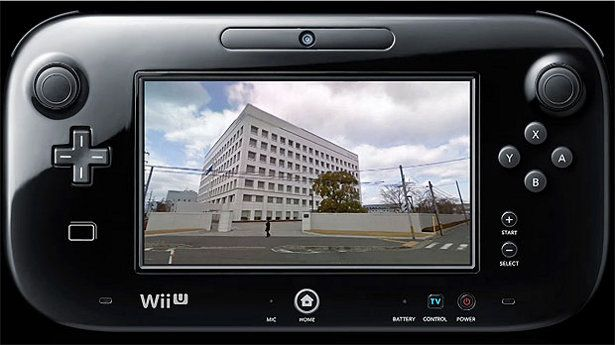 Nintendo's Wii U Google Maps With Street View Dropping in January 2013