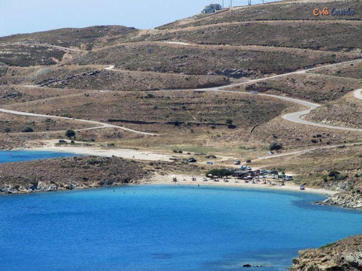 Agia Paraskeui Beach, Osmaes, Karistos