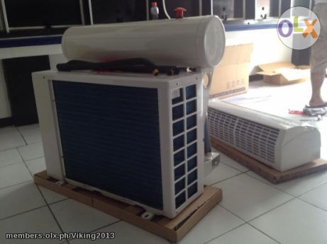 Solar Split type Aircon  ₱ 55.00 Contact Numbers:	 For faster transaction, inform the seller that you found this at OLX.ph  0918-422-7322 (SMART) 0999-998-4074 (SMART) 02-364-6229 Solar technology last 2 to 3 times longer then any conventional or electrical i...