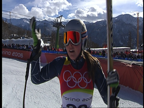 In 2002 Lindsey Vonn participated in her 1st Olympics at 17 years of age, finishing 6th in the combined and 32nd in the slalom. In 2006, she managed to finish 7th in the super G, 14th in the slalom and 8th in the downhill. But it was in 2010 when Vonn finally achieved the dream, winning gold by .56 seconds in the downhill, becoming the 1st American female to win this event. She also captured the super G bronze. Lindsey Vonn (USA) - Alpine Skiing - Salt Lake City 2002, Turin 2006, Vancouver…