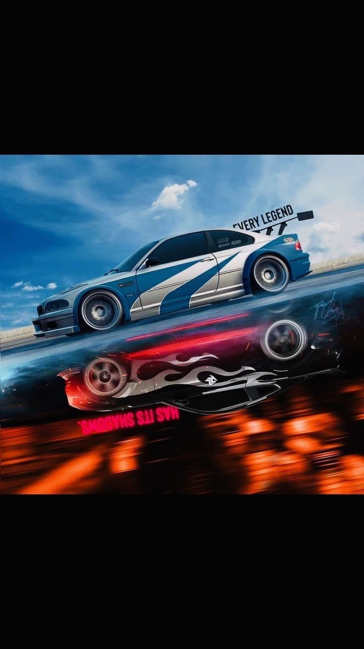 Nfs Most Wanted Bmw M3 Need For Speed Cars Bmw