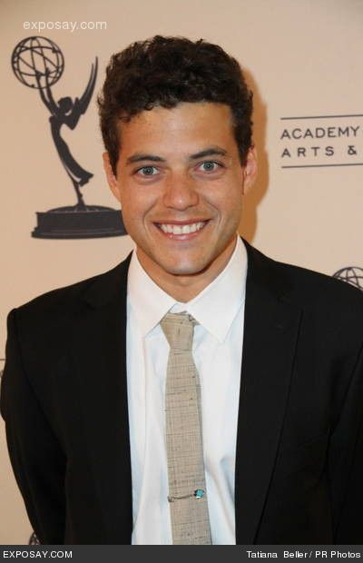 Rami Malek attended the 62nd Primetime Emmy Awards for Television Arts & Science on August 24th, 2010 in Los Angeles, California - Rami Malek Online - #1 Leading & Reliable Rami Malek Source